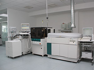 Antėja, Diagnostikos laboratorija, UAB