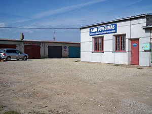 S. Matučio automobilių remonto dirbtuvės