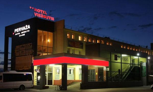 "Pervaža, viešbutis, UAB ""Interselas"""