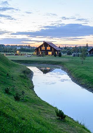 Vilaitė, kaimo turizmo sodyba