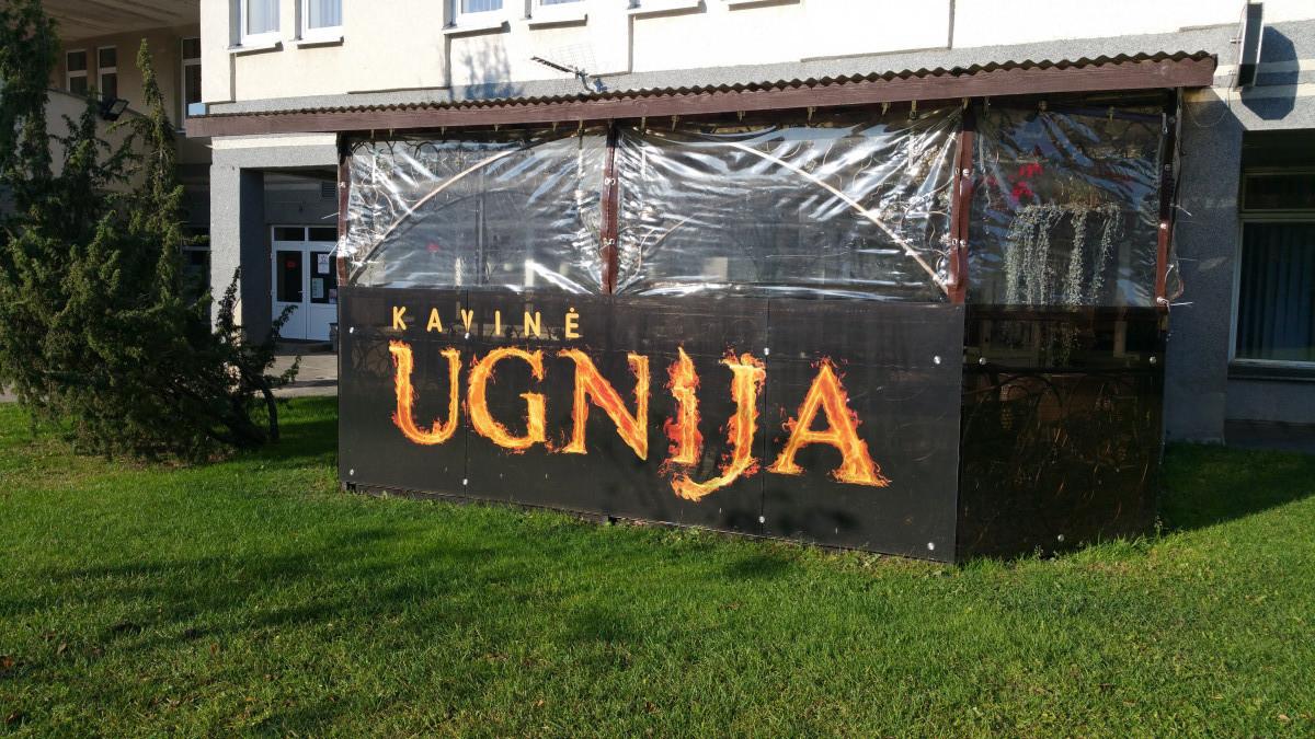 """Ugnija, kavinė, UAB """"Alnidra"""""""