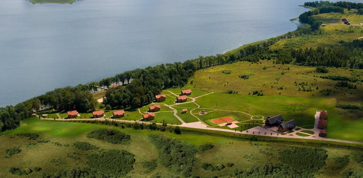 """Alaušo slėnis, poilsio ir renginių centras, UAB """"Ežerų pasaulis"""""""