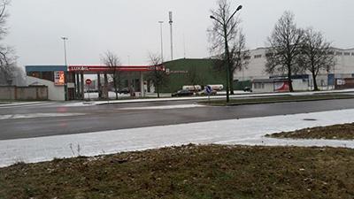 Kimela, sunkvežimių plovykla, UAB