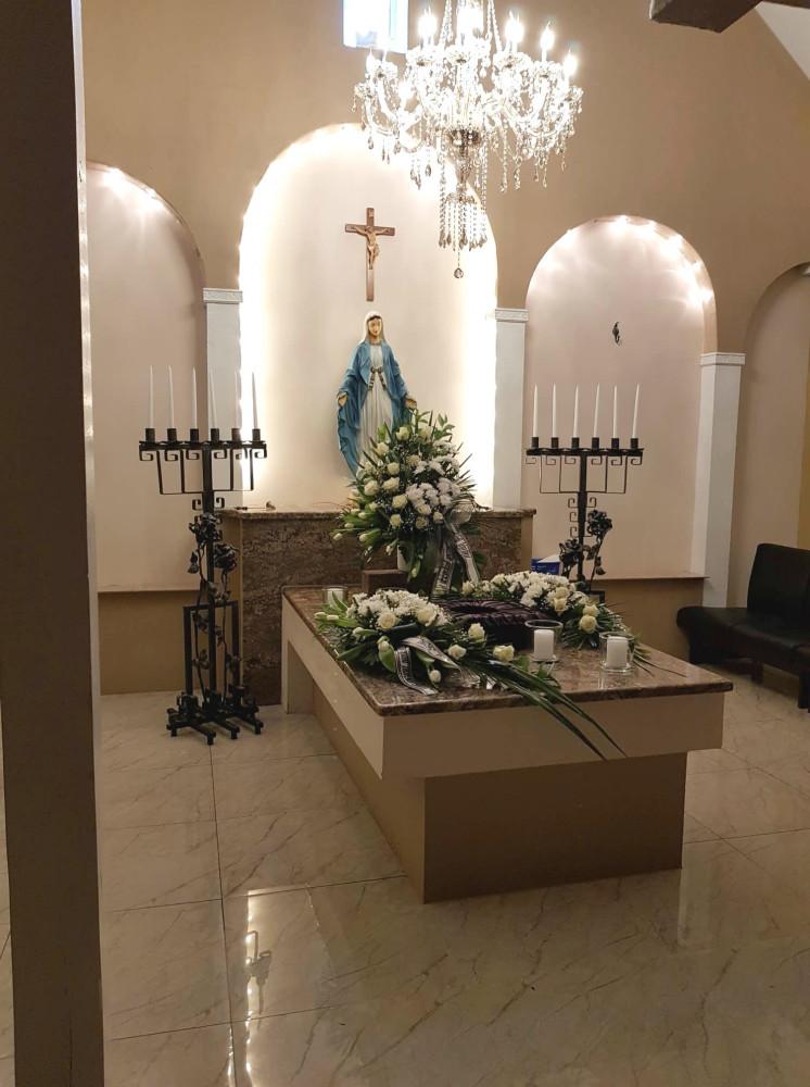 Juodoji rožė, laidojimo namai, IĮ