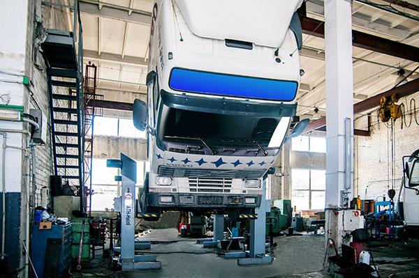 Baltijos sunkvežimių servisas, UAB