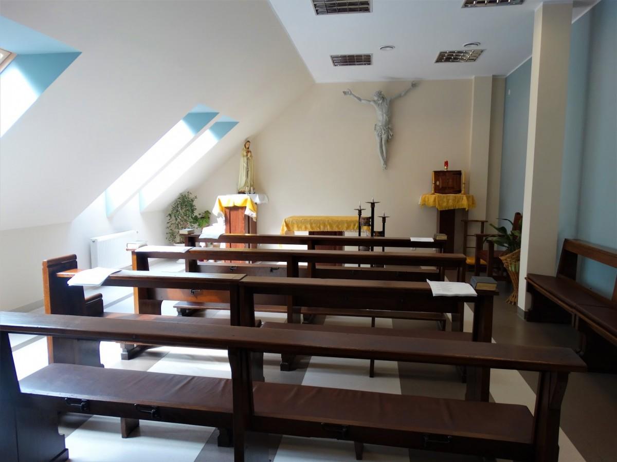 Rokiškio Šv. Apaštalo evangelisto Mato parapijos senelių globos namai