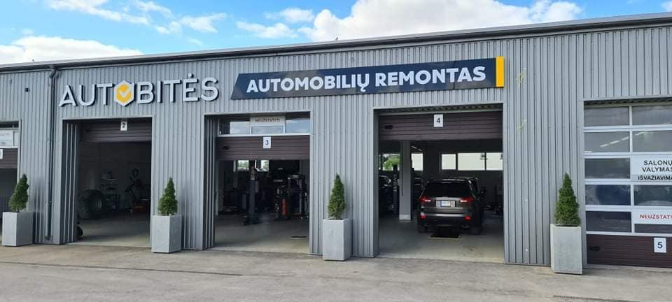 """Autobitės, UAB """"Total Industry Service"""""""
