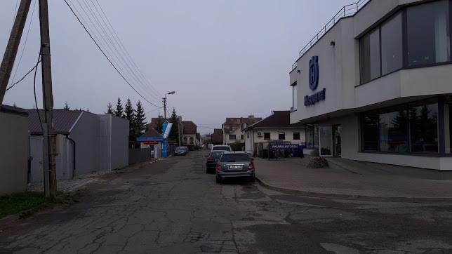 """Husqvarna, parduotuvė, UAB """"Tikas"""""""