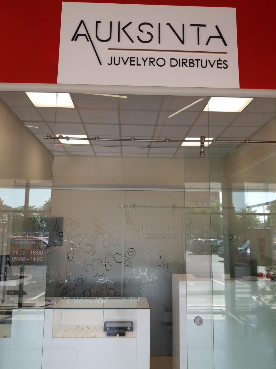 Juvelyro dirbtuvės