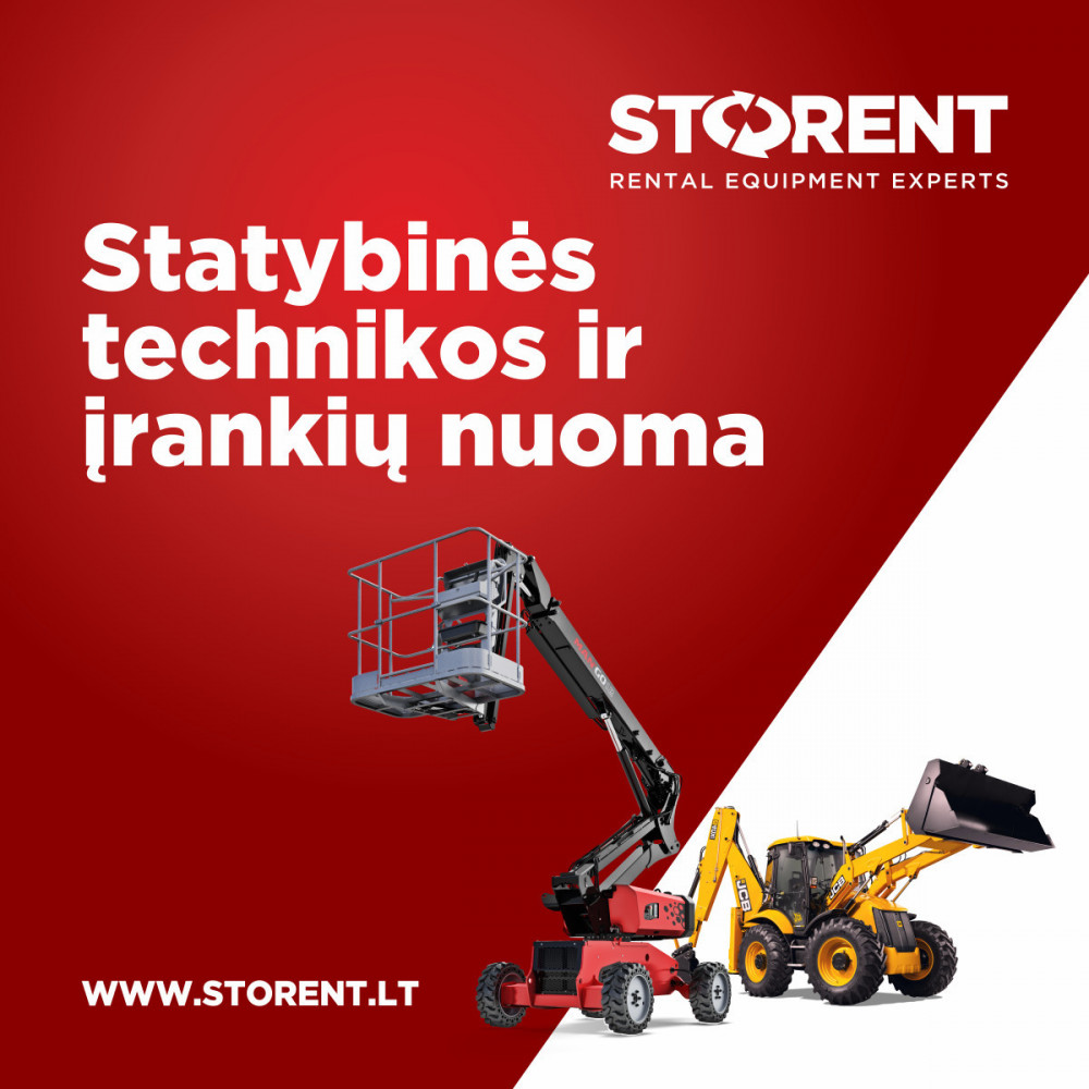 Storent, Klaipėdos padalinys, UAB