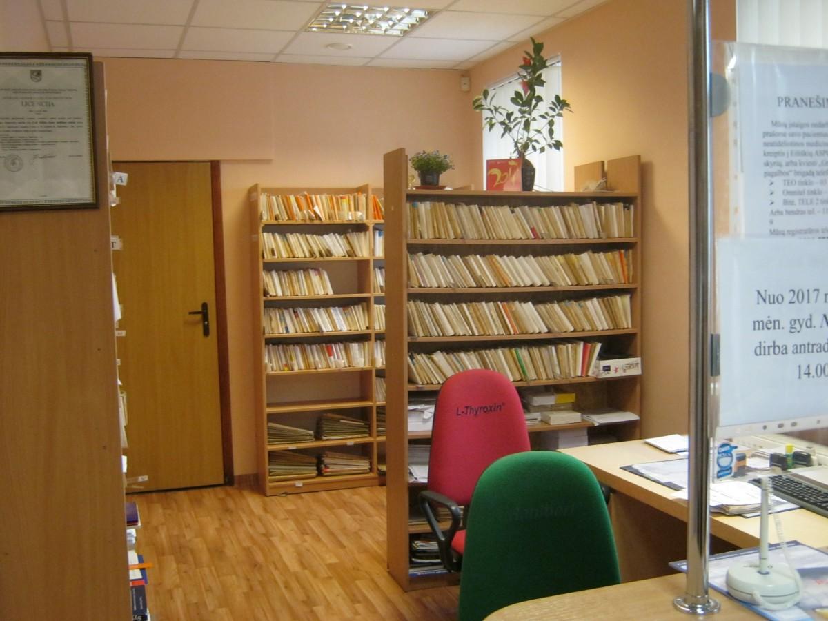 Eišiškių šeimos medicinos centras, UAB