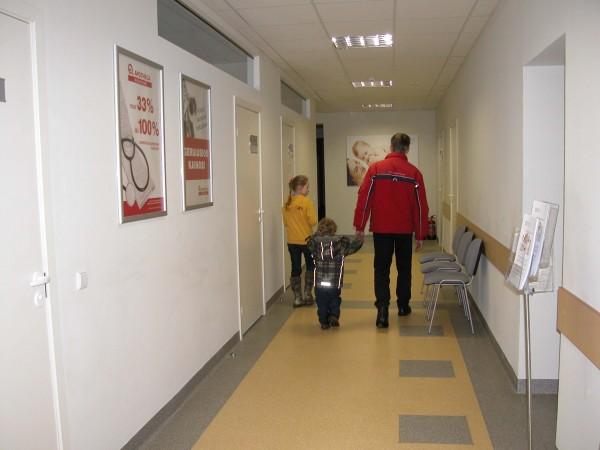 Ignalinos sveikatos centras, Didžiasalio padalinys, UAB