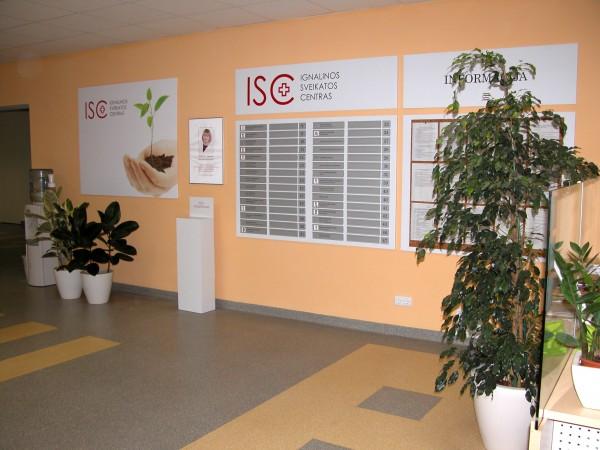 Ignalinos sveikatos centras, UAB