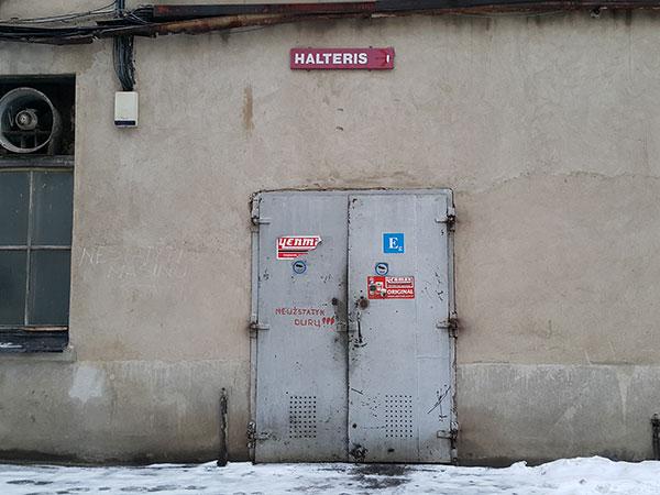 Halteris