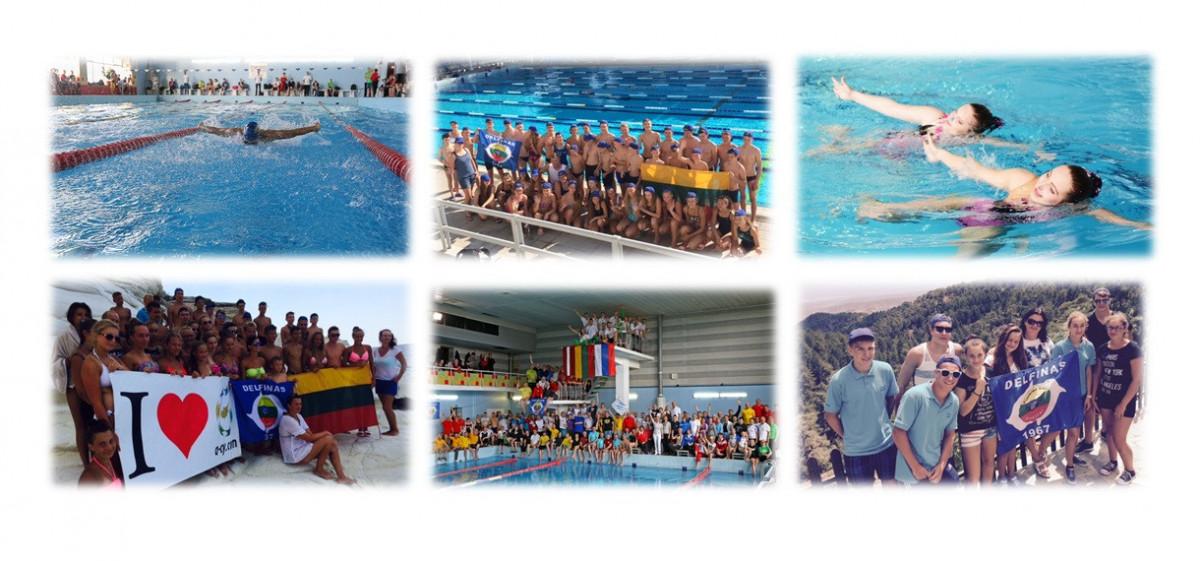 Delfinas, Šiaulių plaukimo centras