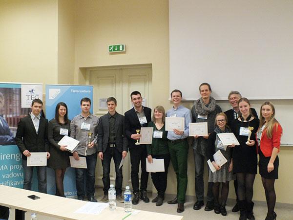 Training expert group, UAB