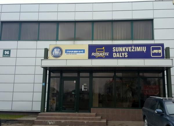 """Romasta, SIA """"Latina Baltics"""", Lietuvos filialas"""