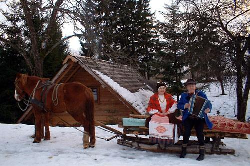 Prie šaltinio, kaimo turizmo sodyba