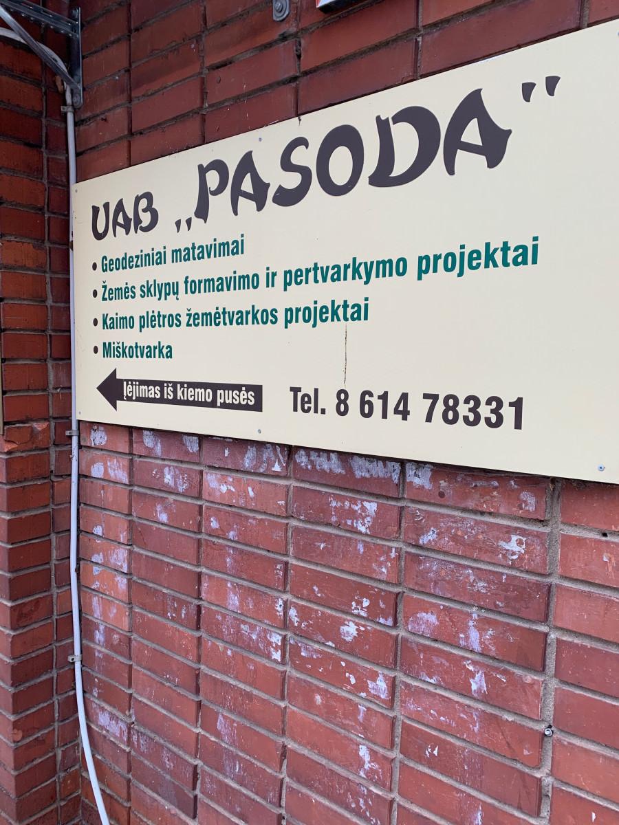 Pasoda, UAB