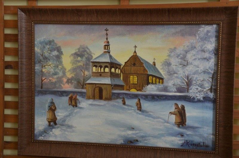 Tautodailininkės A. Krepštul muziejus
