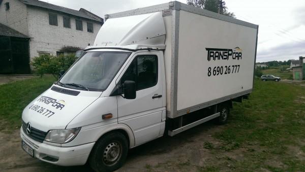 Transpcar, UAB