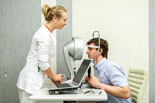 Naujas regėjimas, akių klinika