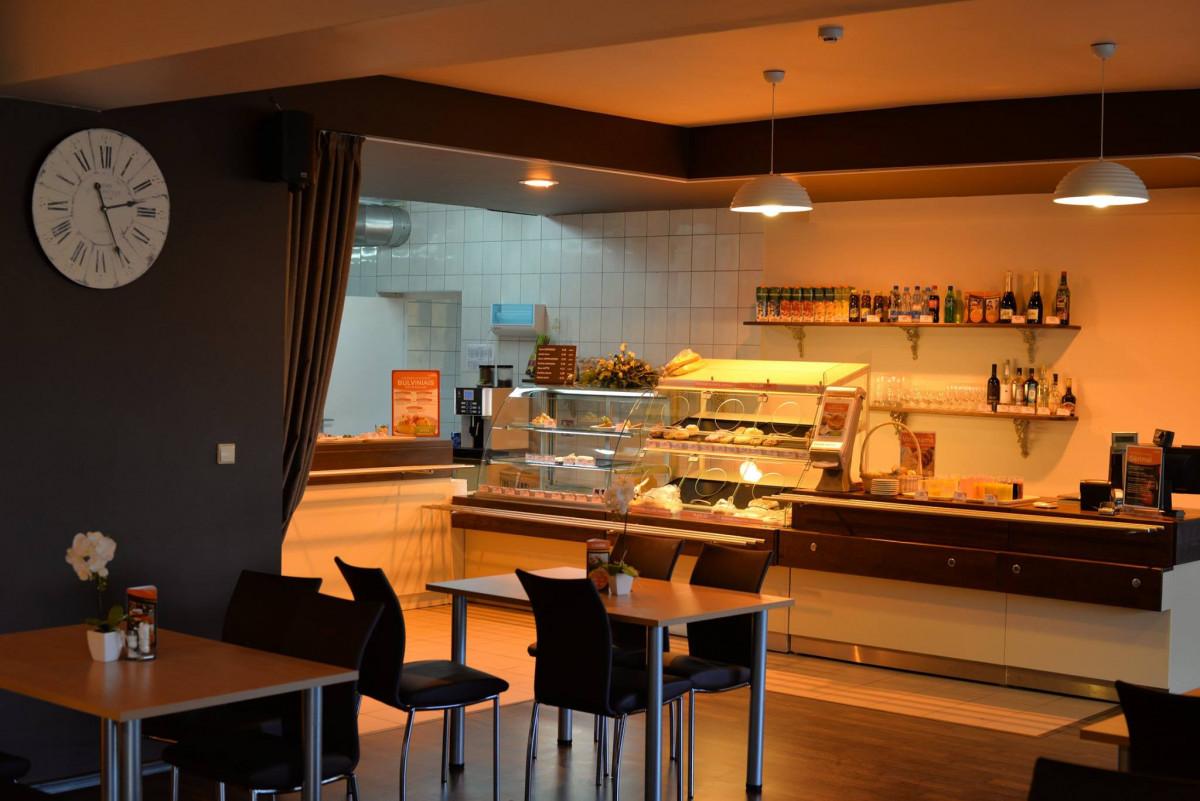 Sotas, valgykla-kavinė