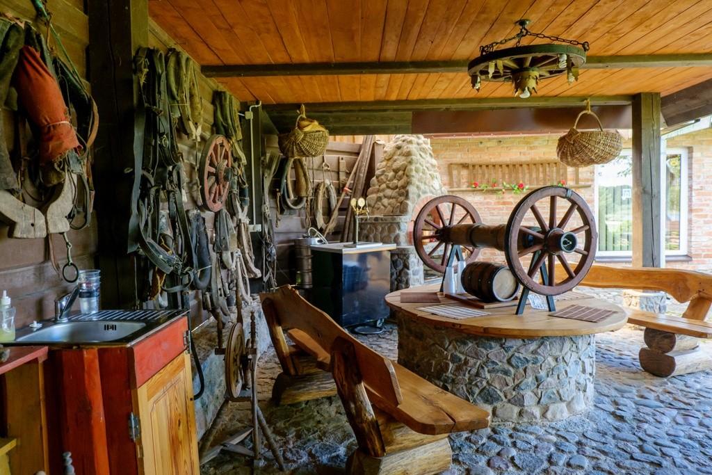 Ilgajis, kaimo turizmo sodyba