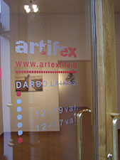 Artifex, Vilniaus dailės akademijos tekstilės galerija