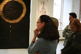 Titanikas, Vilniaus dailės akademijos muziejaus parodų salės