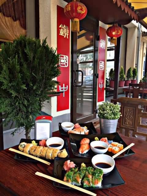 China town, kinų restoranas