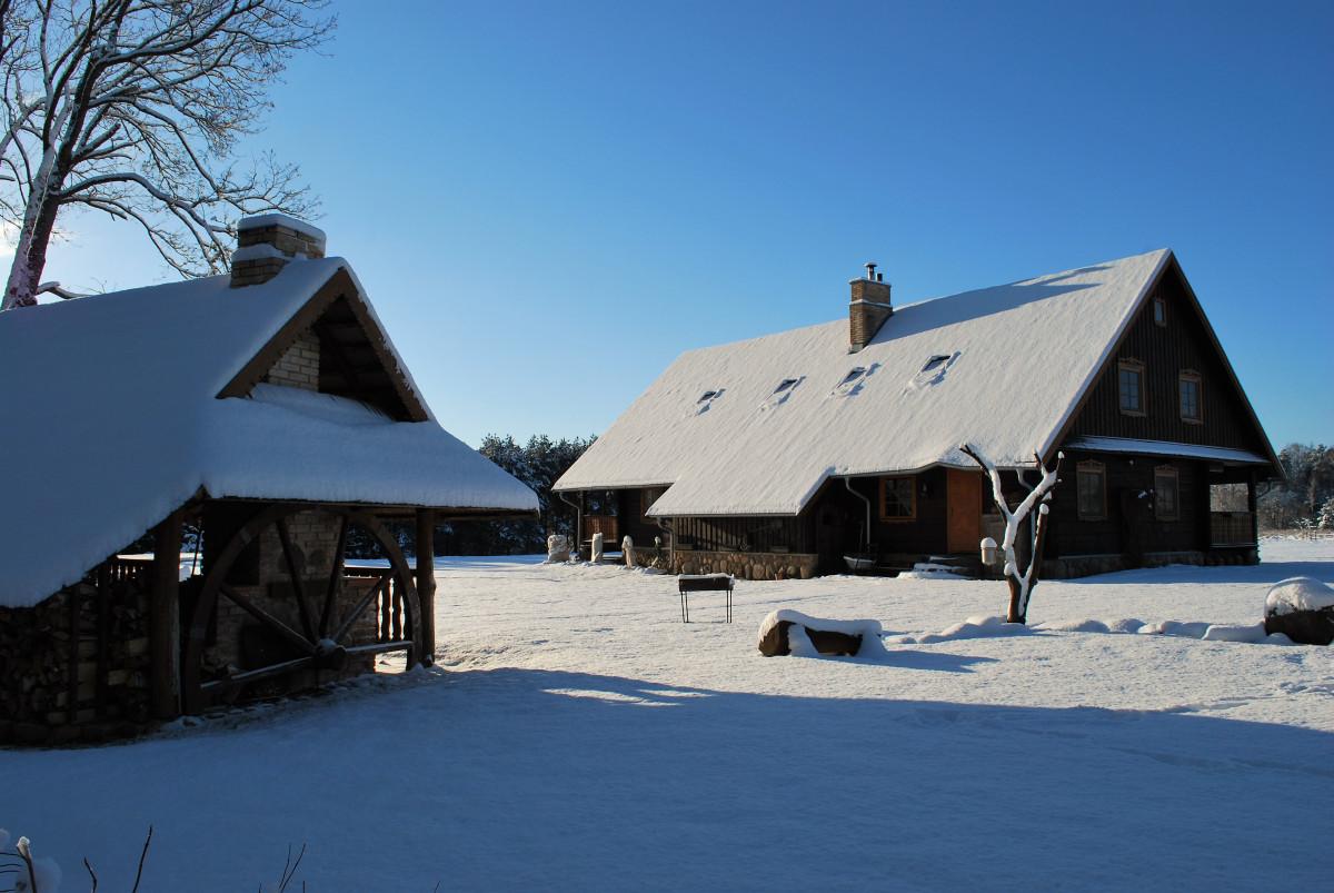 Sidabrinė pieva, kaimo turizmo sodyba