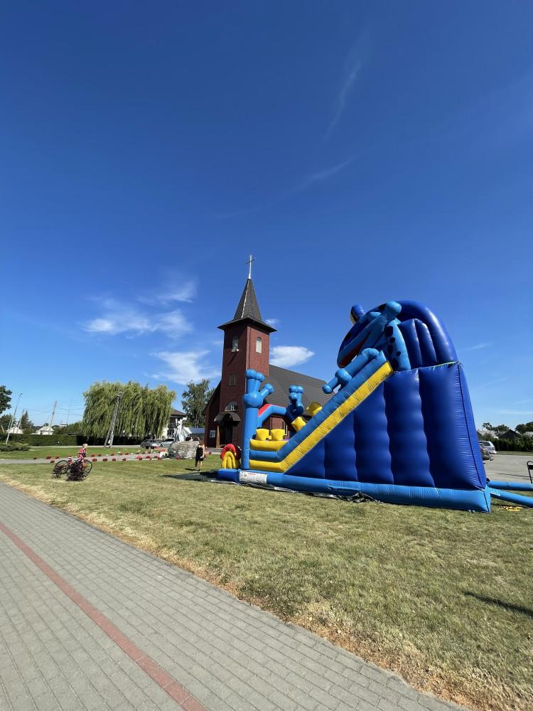 Ventos Švč. Mergelės Marijos Nekaltojo Prasidėjimo parapija