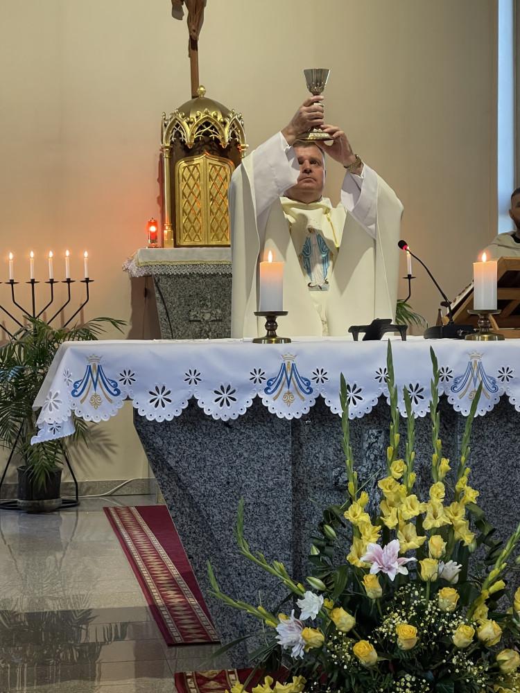 Ventos Švč. Mergelės Marijos Nekalto Prasidėjimo parapija
