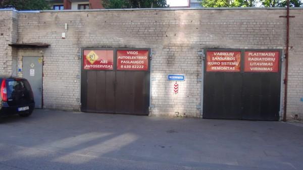 ABS AUTOSERVISAS, filialas, UAB