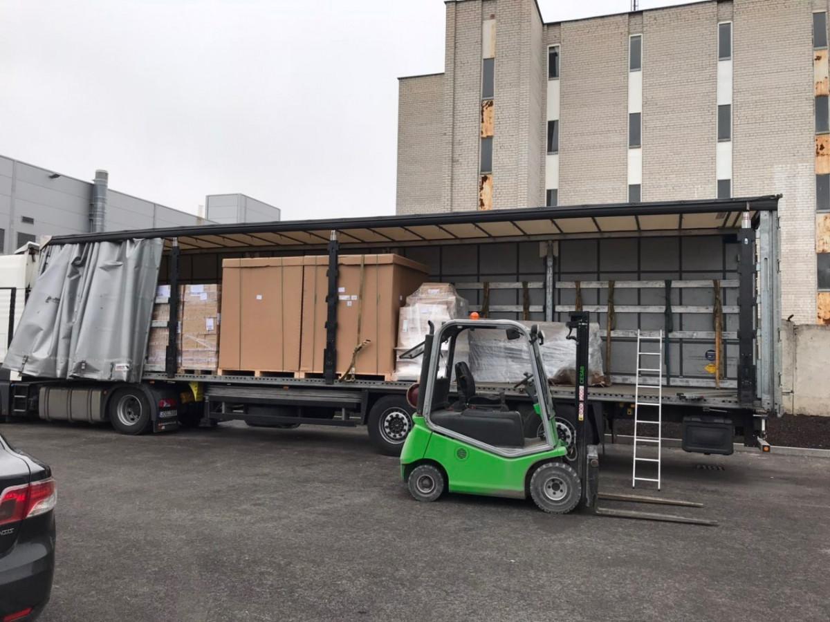 OM Logistics, UAB