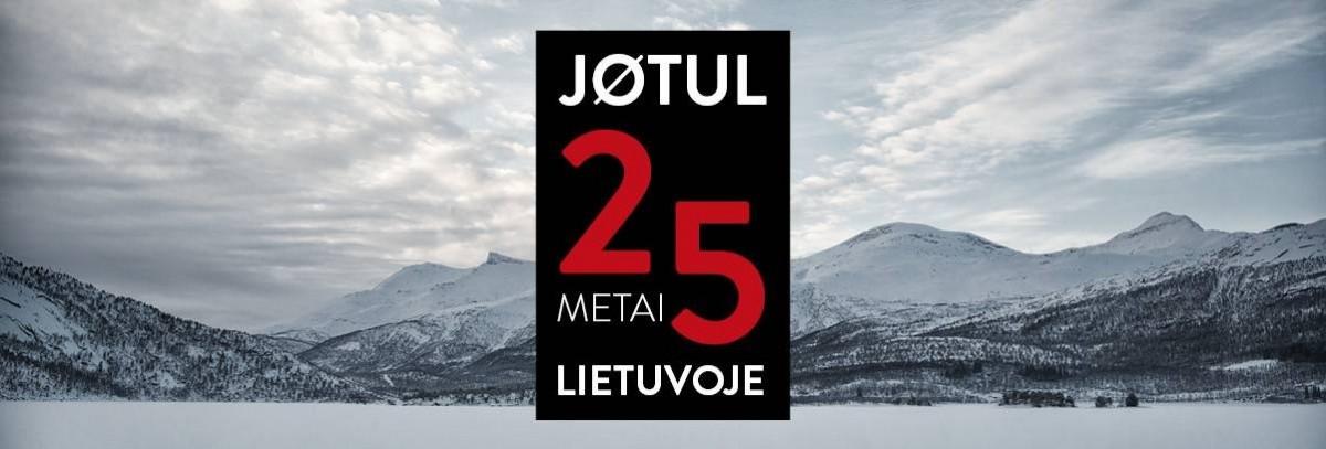 Jøtul, atstovybė Lietuvoje
