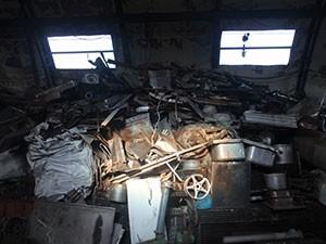 Daramas, metalo laužo supirkimas ir demontavimas, UAB