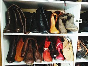 Batai Tauragėje