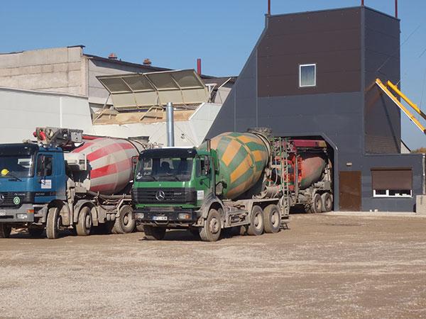 Utenos betonas, UAB