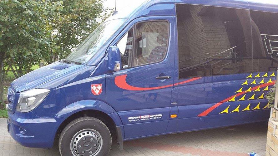 Jurbarko mažieji autobusai, UAB