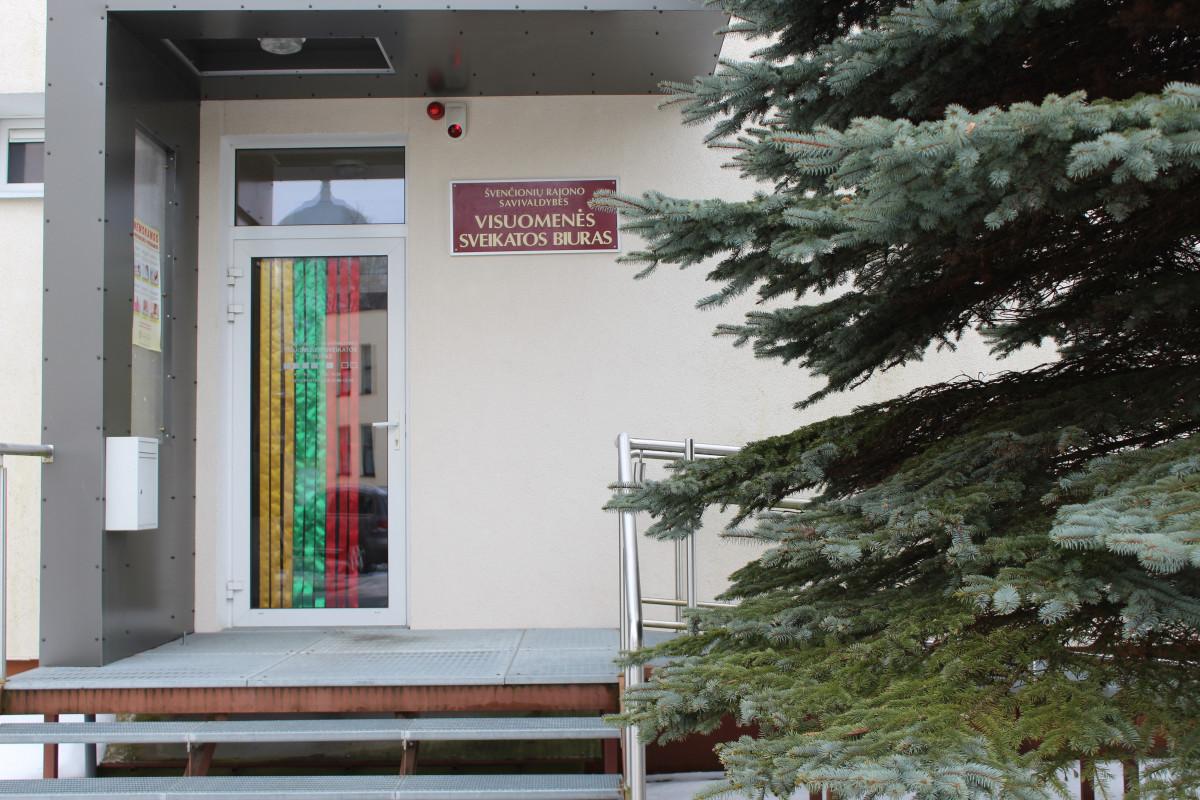 Švenčionių rajono savivaldybės visuomenės sveikatos biuras
