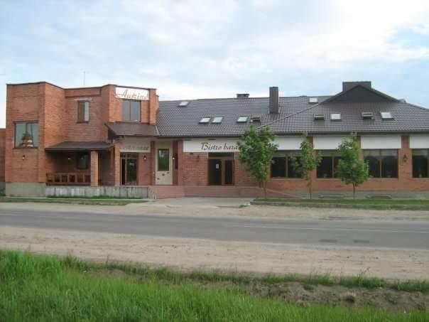 Aušrinė-viešbutis, restoranas