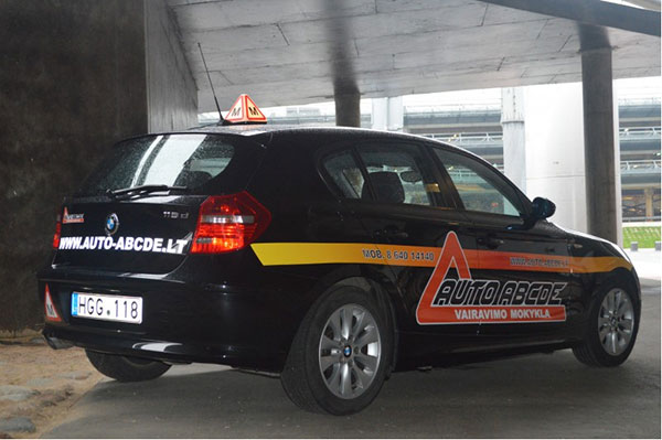 Auto ABCDE, VšĮ