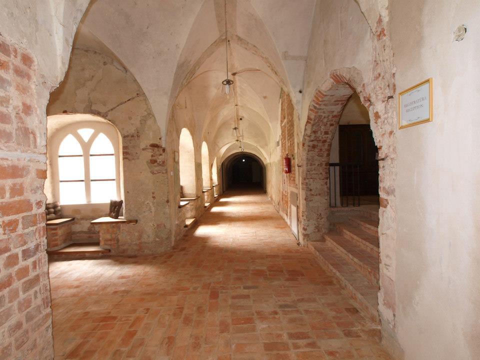 Domus Pacis, pranciškonų namai piligrimams