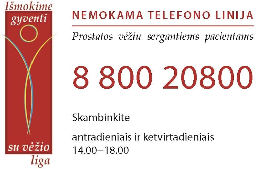 Lietuvos sergančiųjų prostatos vėžiu draugija