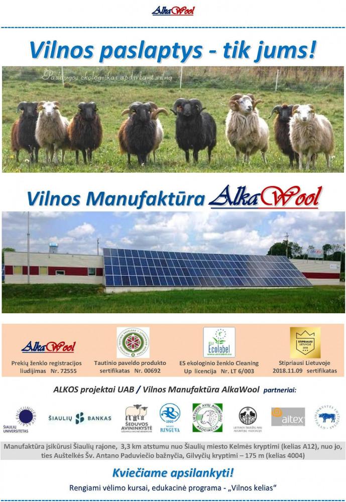 Alkos projektai, UAB