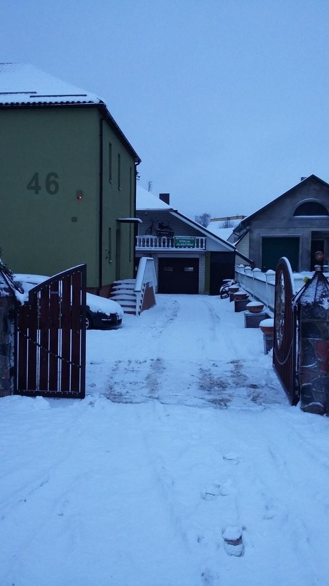 Arūno garažas