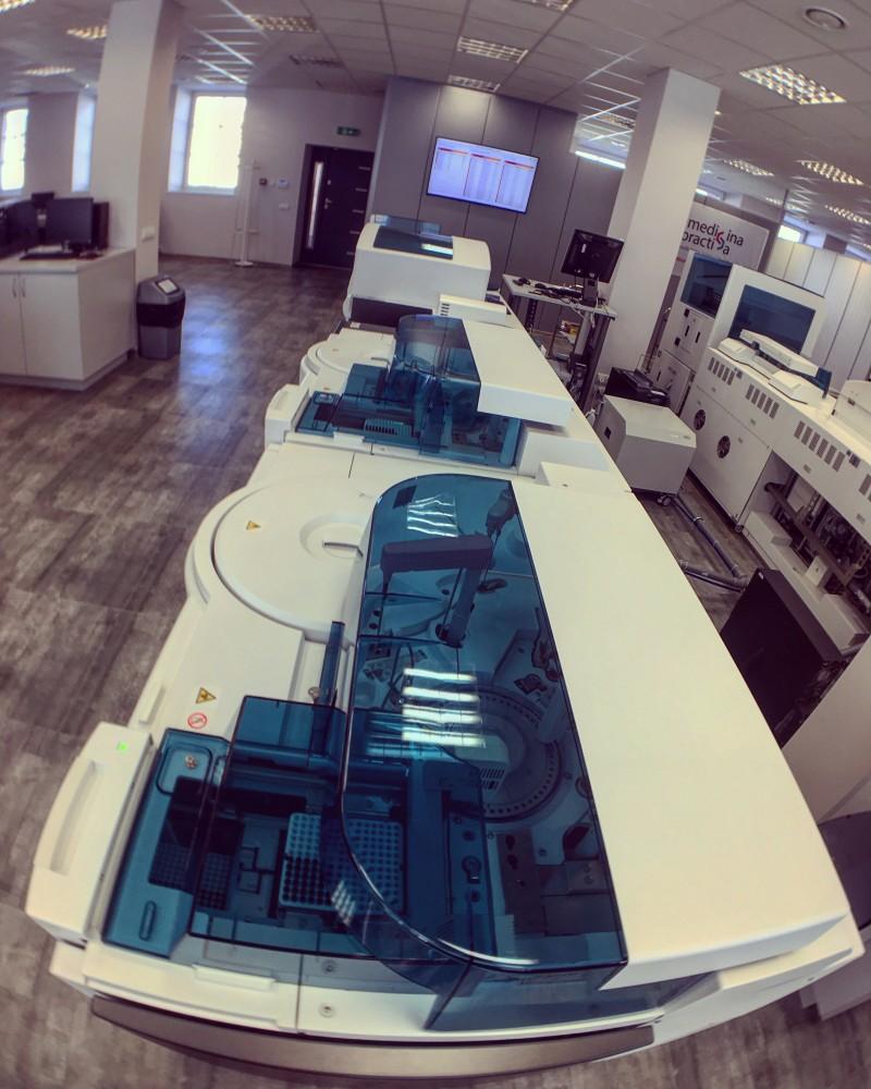 Medicina practica laboratorija, Šilalės padalinys, UAB