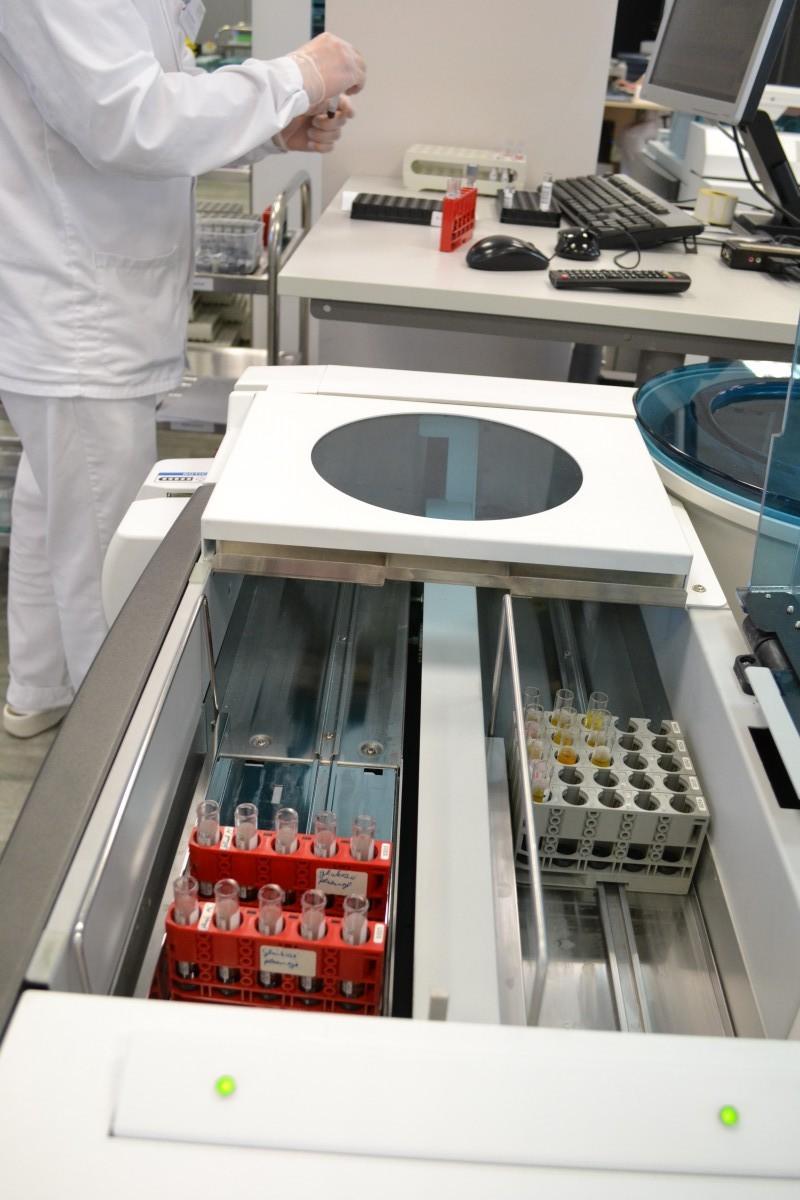 Medicina practica laboratorija, Ignalinos padalinys, UAB